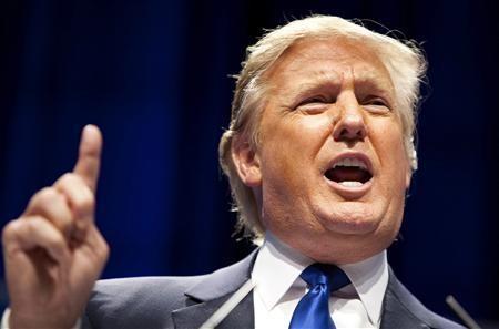 Donal Trump. (Reuters)