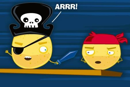 Long John Silvers is offering free pieces of their classic whitefish for international talk like a pirate day.