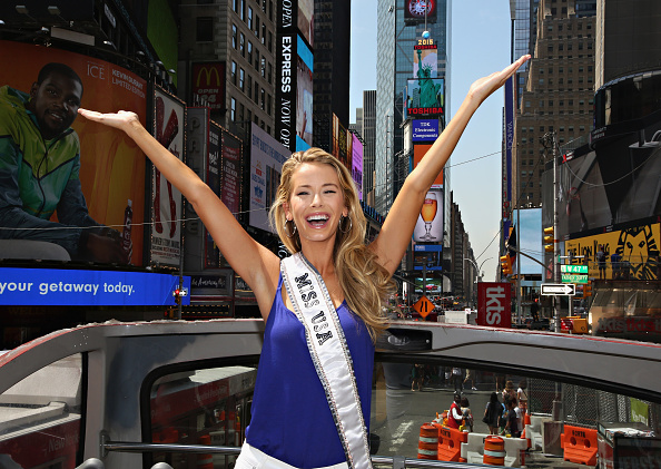 Miss USA Aired Last Night and No One Cared - E! Online
