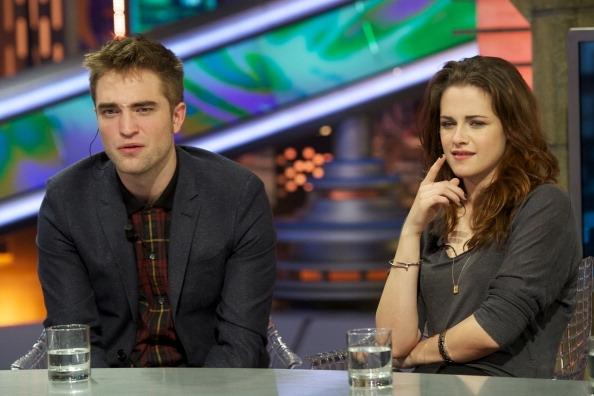 Kristen Stewart And Robert Pattinson's Confessions ...