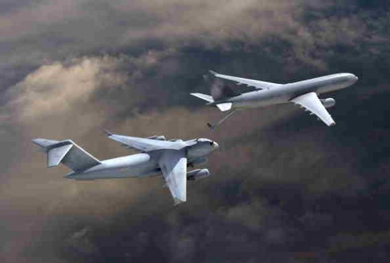 Boeing and U.S. Air Force Completes First Test of KC-46A Tanker, Paves Way for Aerial Refueling and Mileston C Testing
