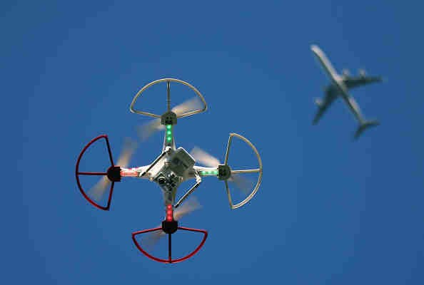 U.S. to Announce the Registration of Drones, Address Increasing Number of Unauthorized Drone Sightings