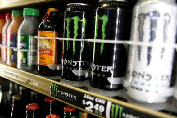 Mcdonald's Testing Sales of Monster Energy Drink, Looking for a Boost in Sales