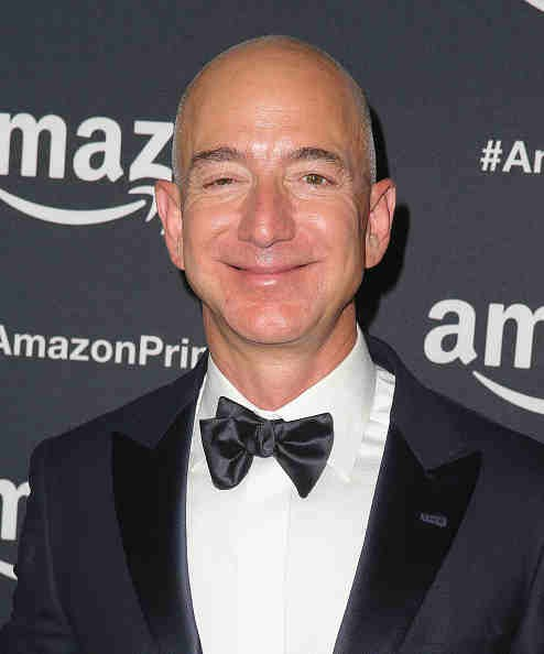 Jeff Bezos Becomes 3rd Riches in the U.S., Adds $2.9 Billion to his Fortune