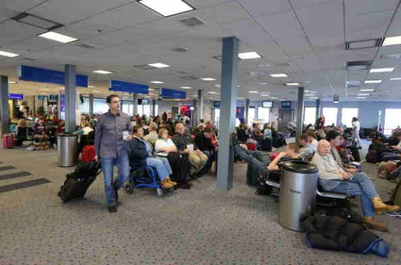 Thanksgiving Air Travel to Rise to 25.3 Million Passengers, Highest Since the Great Recession