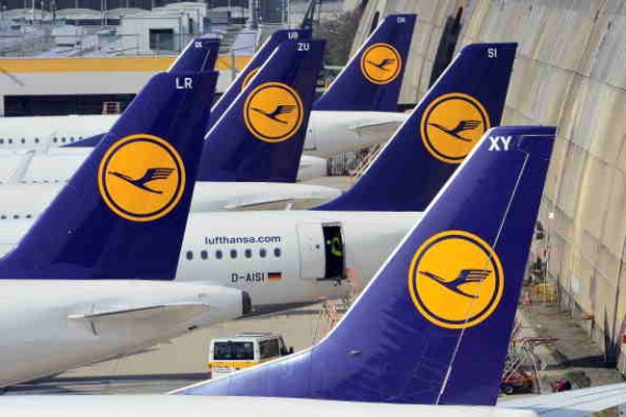 Lufthansa Announces Cancellation of 929 Flights Due to Labor Union Strike, Discussions on Retirement and Wage Issue Broke Down
