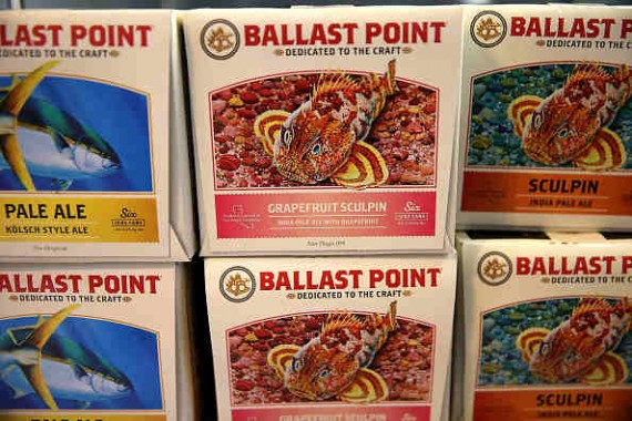 Constellation Brands Acquires Ballast Point, Allows it to Compete in the Craft Beer Segment