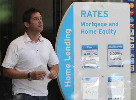 Mortgage Rates Eases Slightly, Hasn't Risen Above 4% Since July 23