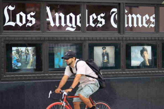 Tribune Publishing Denies Rumors of Sale, Company Not Engaged in Discussions or Process to Sell