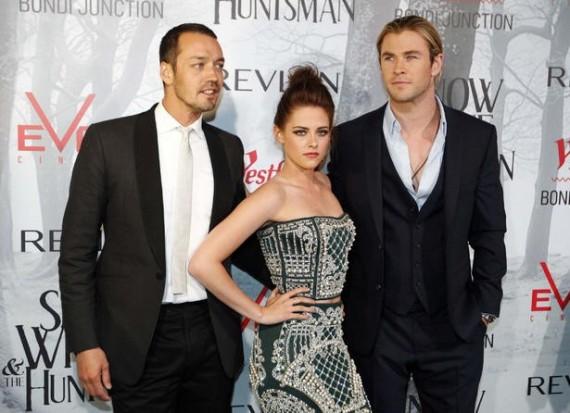 Kristen Stewart and Robert Pattinson Scandal: Rupert ...