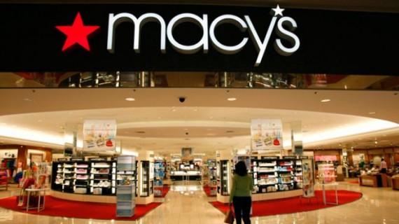 Macy's department store (Source: Reuters)