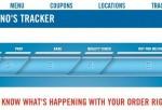 Domino's Tracker
