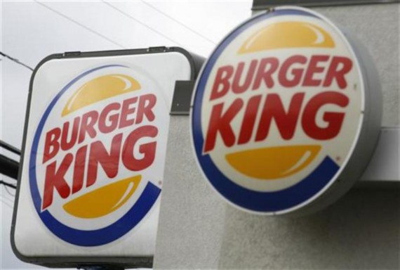 Burger King (Reuters)
