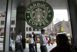 Starbucks store (Reuters)