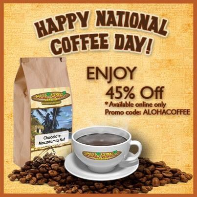 Maui Wowi Coffee