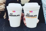 Dunkin' Donuts Hot Chocolate
