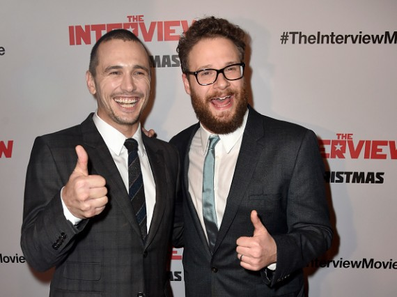 "Sony Pulls ""The Interview"" From All Cinemas, North Korea ..."