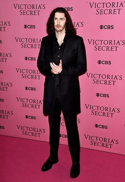 Hozier at Victoria's Secret Angels fashion show