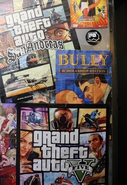 GTA 5 PS4, Xbox One