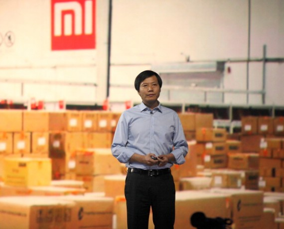 Xiaomi founder and  former CEO Lei Jun