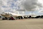 An Etihad aircraft on a tarmac