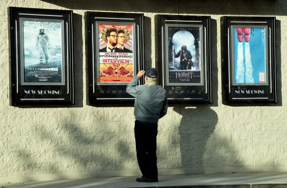 Movies screened in December