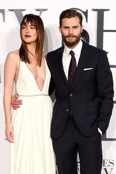 Jamie Dornan Leaving 'Fifty Shades Of Grey' Sequel Following Director Sam Taylor-Johnson's Exit? Wife Amelia Warner Wants Him Out Of The BDSM Movie