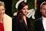 Emma Thompson, Emma Watson and Ryan Gosling