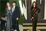 Miranda Kerr and Orlando Bloom/ Selena Gomez