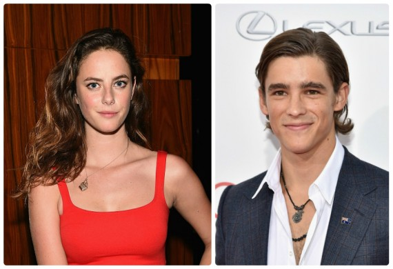 "Kaya Scodelario and Brenton Thwaites join the cast of ""Pirates of the Caribbean: Dead Men Tell No Tales"""
