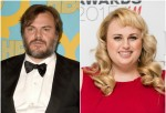 Jack Black and Rebel Wilson
