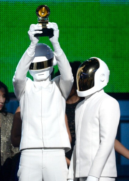 Daft Punk To Release New Album On Tidal? 'Random Access Memories' Follow-Up To Be Launched At Jay Z's New Music Streaming Platform