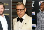 Liam Hemsworth, Jeff Goldblum, and Jessie Usher