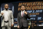 Floyd Mayweather Jr Manny Pacquiao fight date is May 2