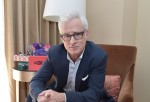 John Slattery as Howard Stark