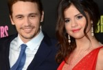 James Franco and Selena Gomez