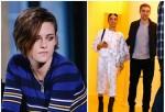 Kristen Stewart, FKA Twigs and Robert Pattinson