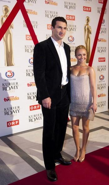 Amid Postpartum Depression, Hayden Panettiere & Husband-To-Be Wladimir Klitschko Pushing Through With Wedding?