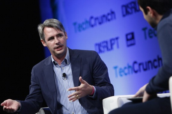 Flipboard CEO Mike McCue at TechCrunch Disrupt