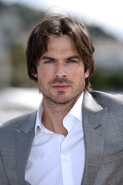 'Vampire Diaries' Star Ian Somerhalder As Jack Hyde In 'Fifty Shades Of Grey' Sequel? - James Foley As Director?