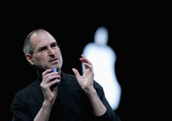 One of the most powerful personalities in tech: Steve Jobs.