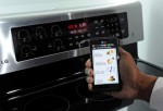 Ovens controlled through mobile devices at the annual Consumer Electronics Show.