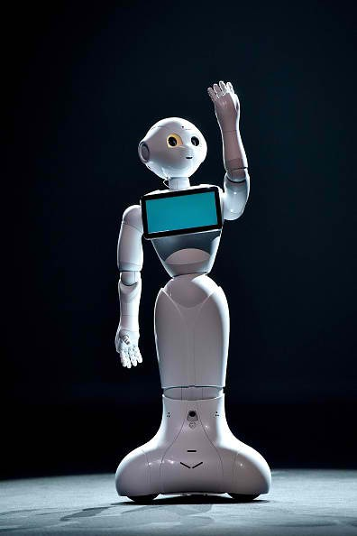 Pepper, Softbank's humanoid robot programmed to understand human emotions, is set to hit markets soon.