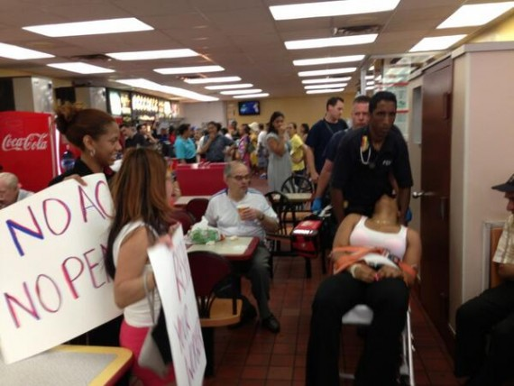 McDonald's heatwave