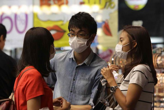 South Korea's government will increase spending to shield the economy from the impact of a MERS outbreak and drought in several areas.