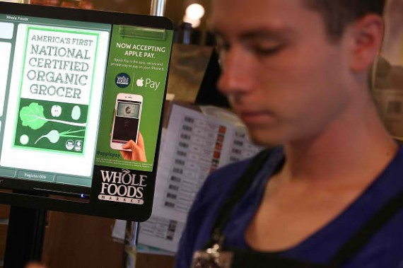 Whole Foods is being accused of overcharging customers in New York.
