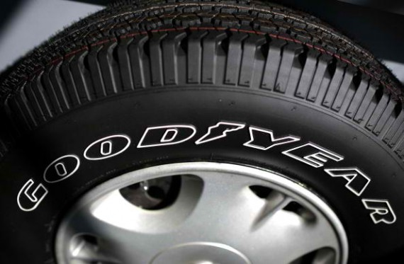 Goodyear will close its tire plant in England as part of its cost management efforts.