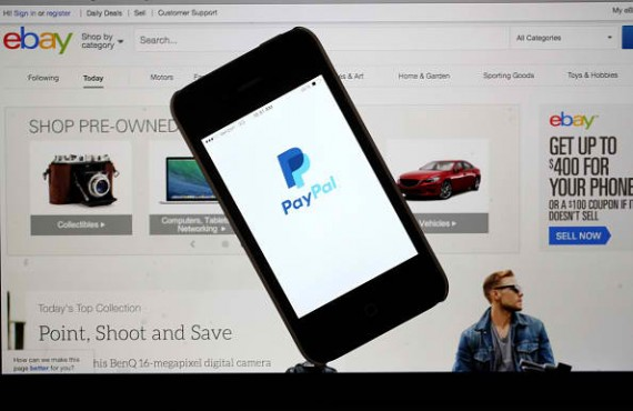 Paypal will be a separate company from Ebay starting on July 17.