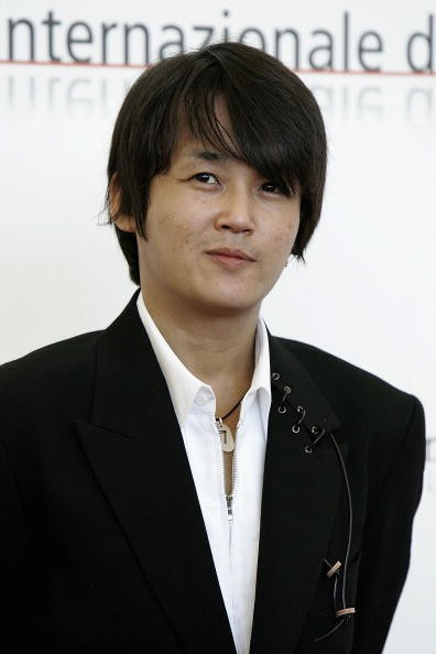 Tetsuya Nomura at the 62nd Venice Film Festival