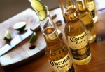 Alcoholic bevarage maker Constellation Brands reported strong financial performance due to its beer division.